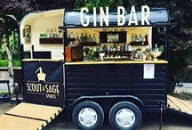 It's Gin O'Clock / Catering & Event Design by Stones Events | https://www.stonesevents.co.uk/  | 0845 3704777 | events@stonesevents.co.uk