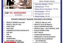Professional IT Courses conducted by Industry Professionals / Professional IT Courses conducted by Industry Professionals
