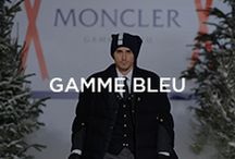 Moncler Gamme Bleu: the time has come / 2009: the time has come for Moncler Gamme Bleu. A throwback, revealing the best moments of the collection designed by Thom Browne #monclergammebleu / by Moncler