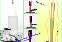 Современный самогонный аппарат / Долой змеевик. Производим продукт по современным технологиям. Дистилляторы для производства самогона