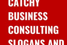 Business Consulting Slogans And Taglines
