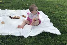 Bib baby girl / Insta @milliehandmade