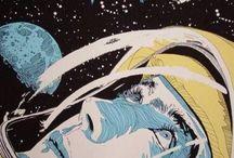 Space Art & Illustration