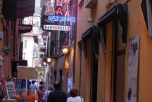 Cities in Italy - Stresa, Piedmont Region / Downtown Stresa