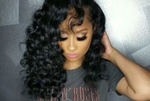 weave hairstyle