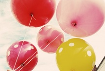 Balloons & Bubbles / by Mademoiselle Wa