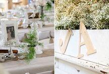 Wedding ideas / by Theresa Laroche-Osborne
