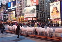 the lamb lies down on broadway