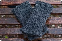 Crochet Handwarmers, Gloves & Mittens / by Catherine Lewis