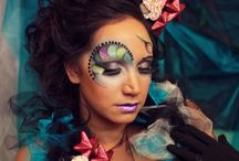 My Portfolio work / Inspired theme designs, photoshoots & more