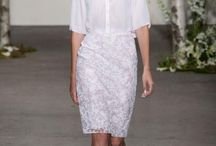 RTW spring/summer / Chosen pieces from ss 2014, 2015
