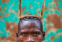 B A N A Tribe / Africa