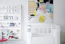 The Nursery  / Nursery Inspirations  / by VONBON™