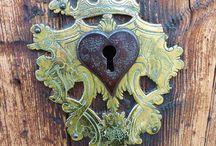 Door hardware / by MDL Doors
