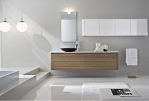Kitchen + Bathroom / Interior design ideas for form and function.