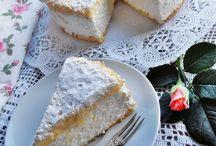 Tejszines túró torta
