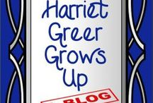 Harriet Greer Grows Up #chicklit