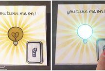 LED-Karten