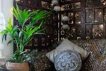 Middle Eastern Interiors / What it says on the tin?