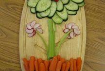 Sebzelerin keyifli hali