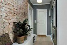 Decoración de Pasillos / Ideas para decorar pasillos y zonas de paso en general. Decoración de pasillos, reformas e ideas para modificar pasillos.