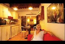 Casa La Bubbolina at Semproniano near the thermal bath of Saturnia / Casa La Bubbolina has 2 Flats available for holiday in Tuscany, Maremma land and is just km 8 from the thermal waterfall of Saturnia in Tuscany. Tel 00393385814500