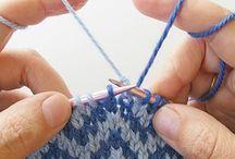 ways to knit