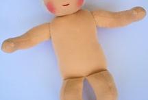 Bambole pupazzi soft / by Pa Ma