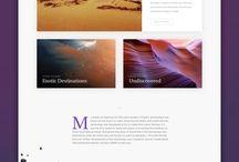 Webdesign inspiráció