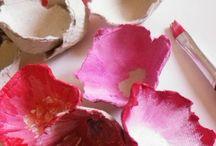 fleurs tous materiaux