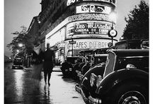 My time machine dropped me in Paris sometime in the 1930s...