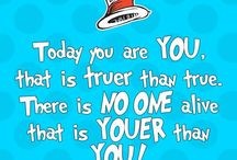 Dr Suess....My Hero & Inspiration