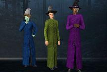 Sims 2 - Theme - Dark/Horror