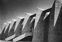 Dystopian Architecture / Brutalism