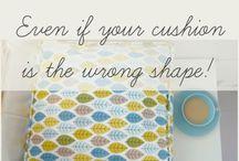 how to box a cushion