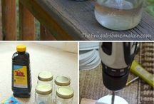 Craft-Candle Projects