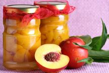 canning fruits and stuff / by Jayne Cagle Combs