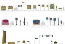 Street navigation