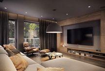idea soggiorno moderno