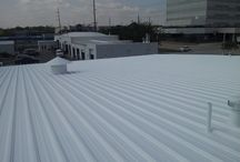 Oklahoma City Commercial Roofing Projects / Recent commercial roofing projects in Oklahoma City.