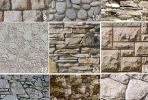 faux stone