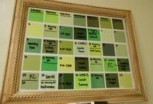 Organize Me! / by Lindsay Voorhees