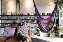 Enticing Interiors /  These pictures are ones that make me feel really warm and relaxed as I see them. They inspire me to create a similar vibe in my home.