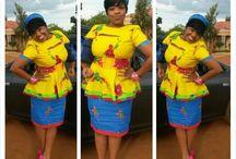 Xitsonga Love Quotes : Tsonga Traditional Dresses Modern XiTsonga Dress Designs