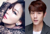 *[KR] Kim So Yeon and Kwak Shi Yang / by Pinterest