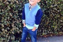 Little boy fashion