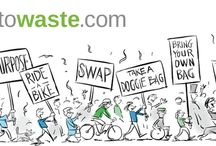 WeHateToWaste Brand  / The No-Waste Lifestyle™