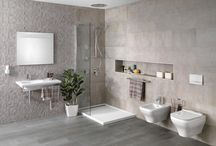 Showers / Design in shower heads by NokenDesign / by Noken Porcelanosa Bathrooms