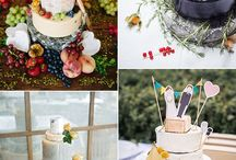 Wedding Cheese Cakes / With traditional wedding cakes less and less popular, wedding cheese cakes have become the fashionable choice of many. Here is a board dedicated to these wedding cheese cakes!