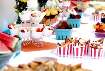 table/party ideas / by Briana Fleming